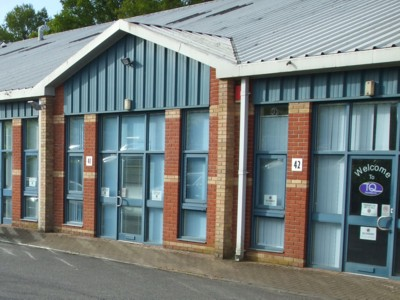 Business Unit lease from New Forest Enterprise Centre